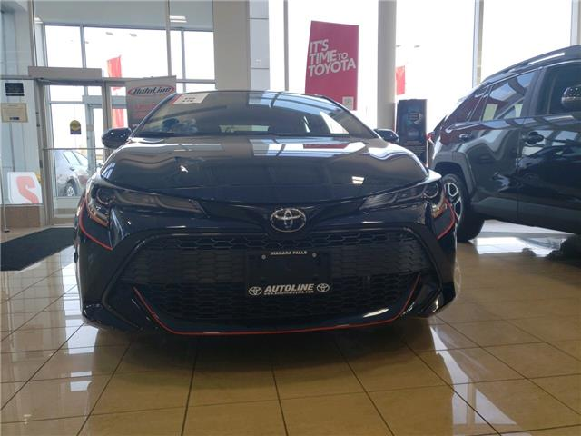 2019 Toyota Corolla Hatchback SE Package (Stk: CO3986) in Niagara Falls - Image 2 of 11