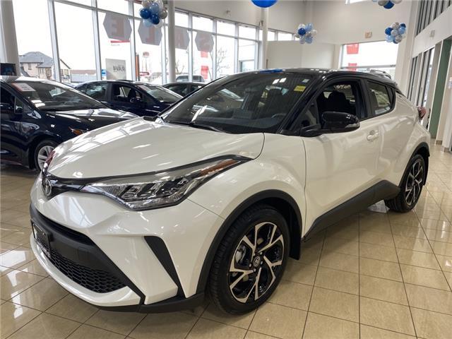 2020 Toyota C-HR XLE Premium (Stk: CHR131) in Niagara Falls - Image 1 of 16