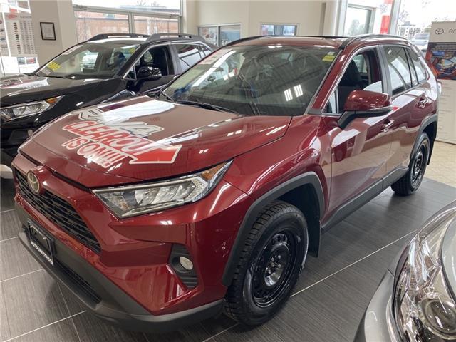 2020 Toyota RAV4 XLE (Stk: RA3465) in Niagara Falls - Image 1 of 15