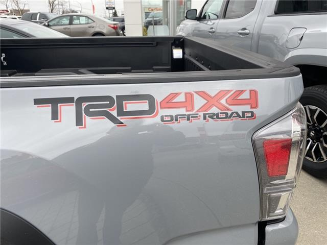 2020 Toyota Tacoma Base (Stk: TA1431) in Niagara Falls - Image 2 of 4