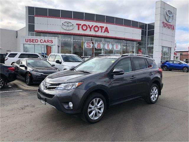 2015 Toyota RAV4 Limited (Stk: U3375) in Niagara Falls - Image 1 of 24
