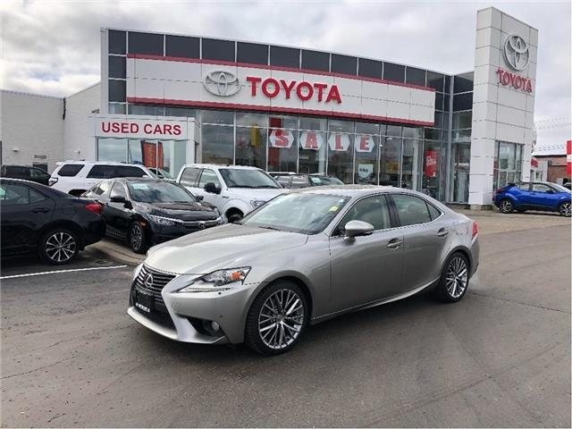 2014 Lexus IS 250 Base (Stk: U3372) in Niagara Falls - Image 1 of 24