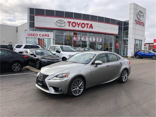 2014 Lexus IS 250 Base (Stk: U3372) in Niagara Falls - Image 2 of 24