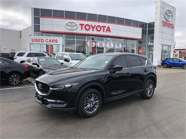 2018 Mazda CX-5 GS (Stk: RA3339A) in Niagara Falls - Image 1 of 24