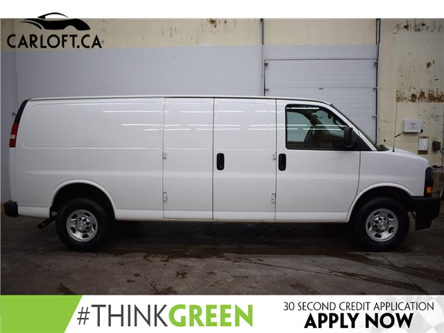 2018 Chevrolet Express 2500 Work Van (Stk: B4708) in Kingston - Image 1 of 27