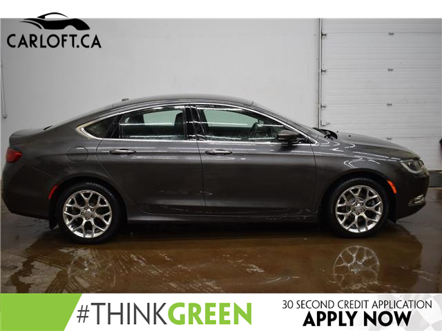 2015 Chrysler 200 C (Stk: B4750) in Kingston - Image 1 of 29