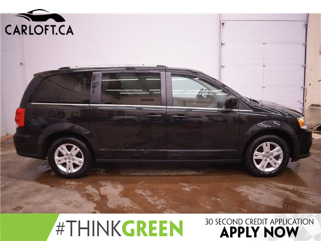 2018 Dodge Grand Caravan Crew (Stk: B5098) in Kingston - Image 1 of 29