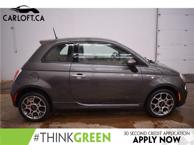 2014 Fiat 500 Sport (Stk: B5179) in Kingston - Image 1 of 24