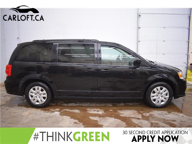2019 Dodge Grand Caravan CVP/SXT (Stk: DP4100) in Kingston - Image 1 of 29