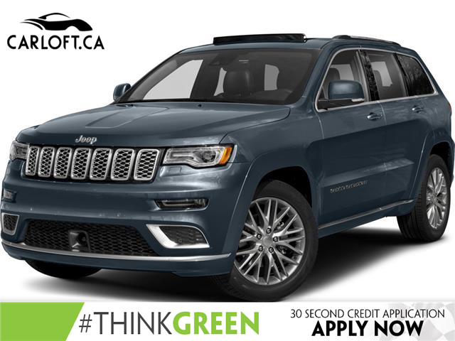 2020 Jeep Grand Cherokee Summit (Stk: DP4109) in Kingston - Image 2 of 5