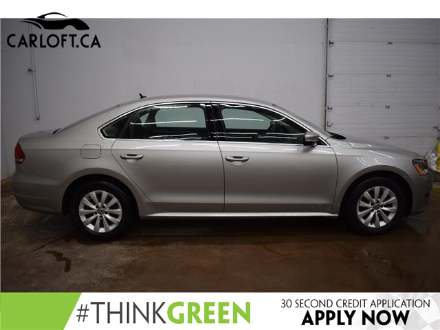 2014 Volkswagen Passat 2.5L Trendline (Stk: B5242) in Kingston - Image 1 of 28