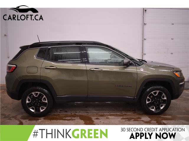 2018 Jeep Compass Trailhawk (Stk: B5295) in Kingston - Image 1 of 29