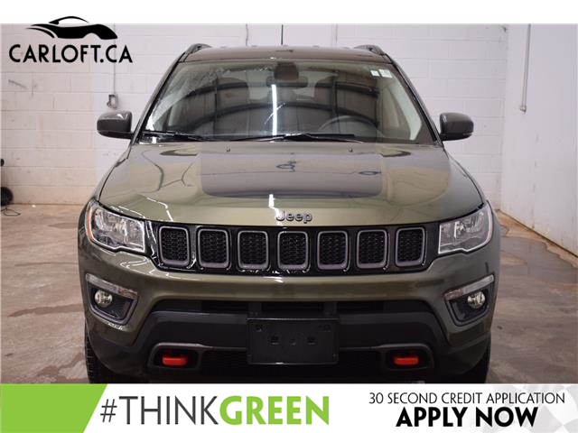 2018 Jeep Compass Trailhawk (Stk: B5295) in Kingston - Image 2 of 29