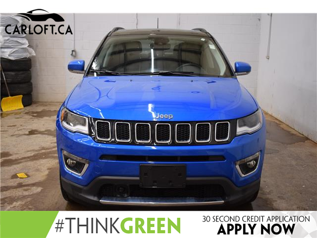 2018 Jeep Compass Limited (Stk: B5411) in Kingston - Image 2 of 30