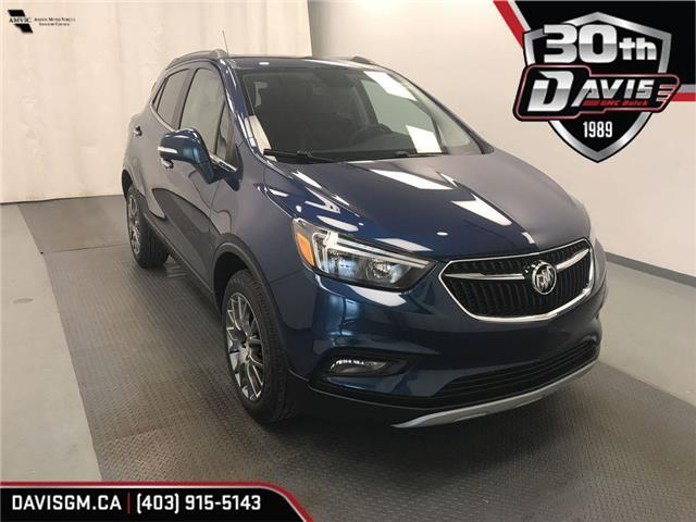 2019 Buick Encore Sport Touring (Stk: 208961) in Lethbridge - Image 1 of 35