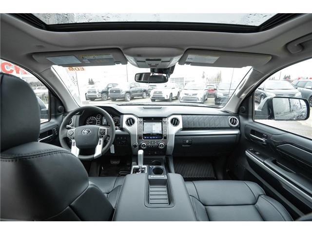 2019 Toyota Tundra Platinum 5.7L V8 (Stk: TUK064) in Lloydminster - Image 2 of 16