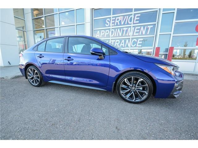 2020 Toyota Corolla SE (Stk: COL005) in Lloydminster - Image 1 of 17