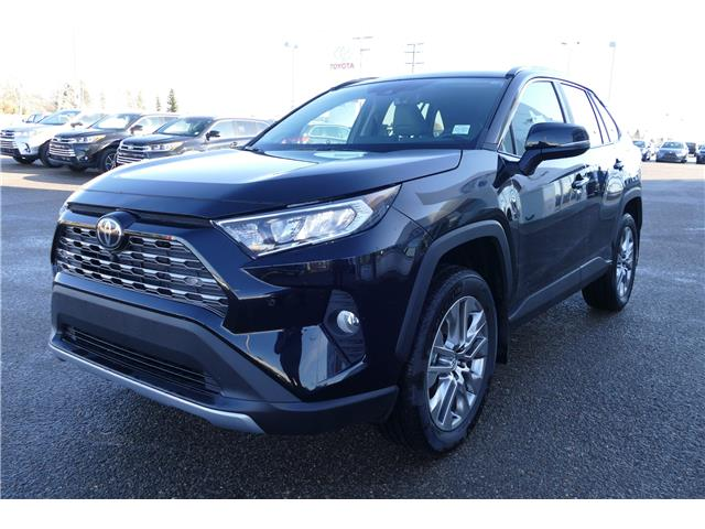 2019 Toyota RAV4 Limited (Stk: RAK142) in Lloydminster - Image 1 of 15