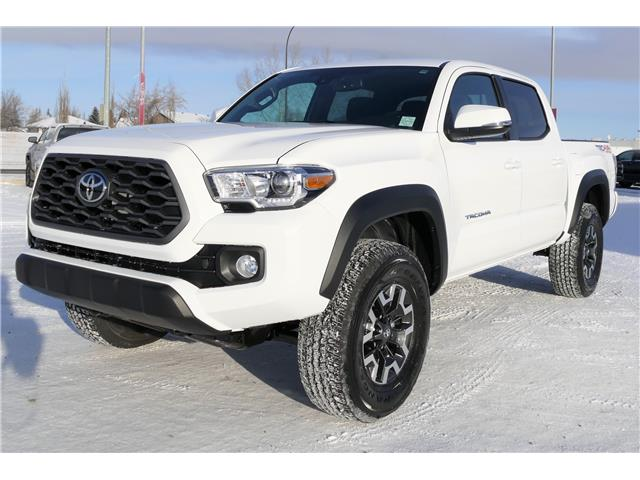 2020 Toyota Tacoma Base (Stk: TAL063) in Lloydminster - Image 1 of 11