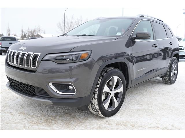 2019 Jeep Cherokee Limited (Stk: B0128) in Lloydminster - Image 1 of 16