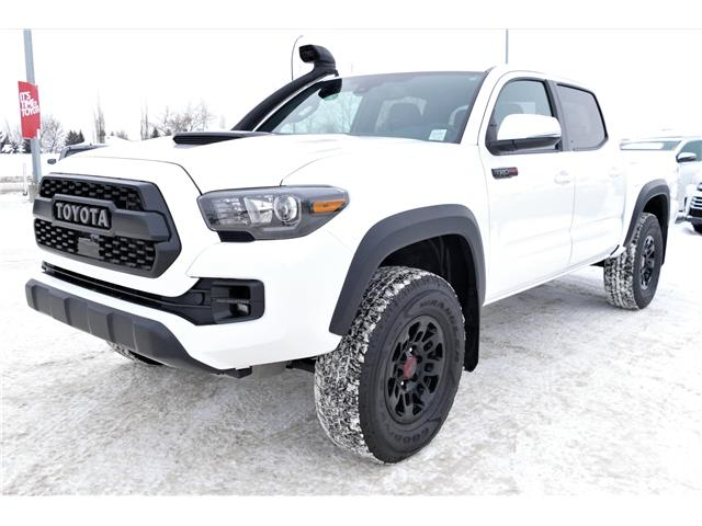2019 Toyota Tacoma TRD Off Road (Stk: TAK154) in Lloydminster - Image 1 of 20
