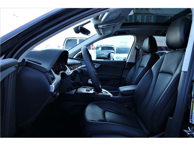 2019 Audi Q7 55 Progressiv (Stk: B0134) in Lloydminster - Image 2 of 22