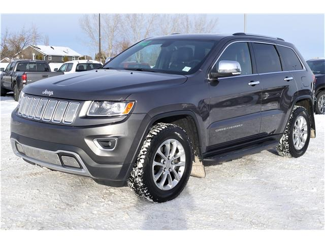 2014 Jeep Grand Cherokee Limited (Stk: B0135) in Lloydminster - Image 1 of 17