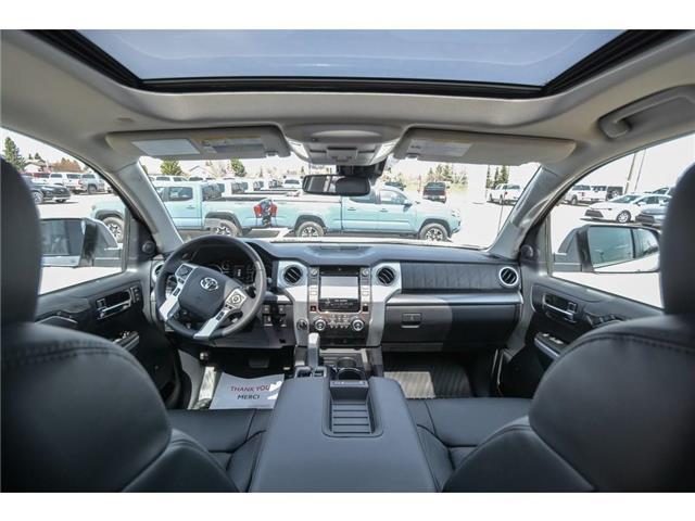 2019 Toyota Tundra Platinum 5.7L V8 (Stk: TUK091) in Lloydminster - Image 2 of 14