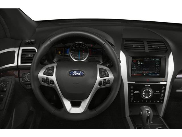 2013 Ford Explorer Limited (Stk: RAL040A) in Lloydminster - Image 2 of 7