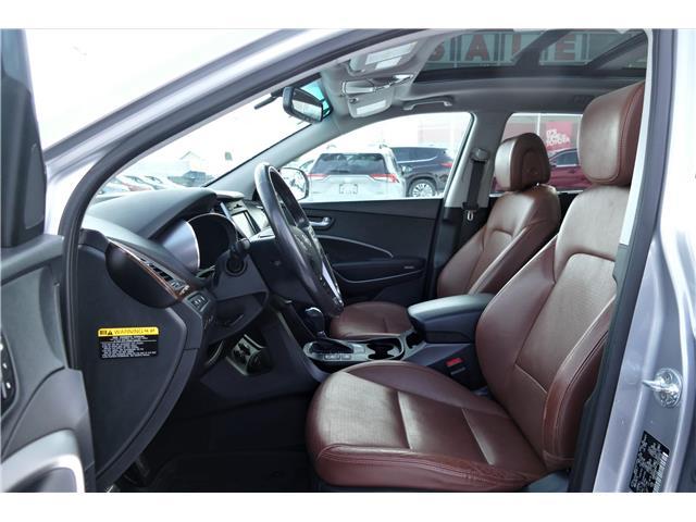 2014 Hyundai Santa Fe XL Limited (Stk: RAL067A) in Lloydminster - Image 2 of 15
