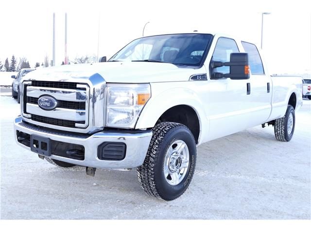 2016 Ford F-350 XLT (Stk: B0121) in Lloydminster - Image 1 of 16
