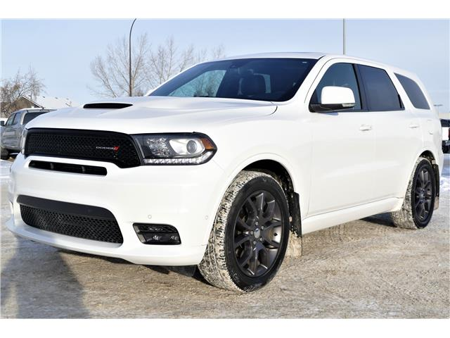 2018 Dodge Durango R/T (Stk: SIL014A) in Lloydminster - Image 1 of 16