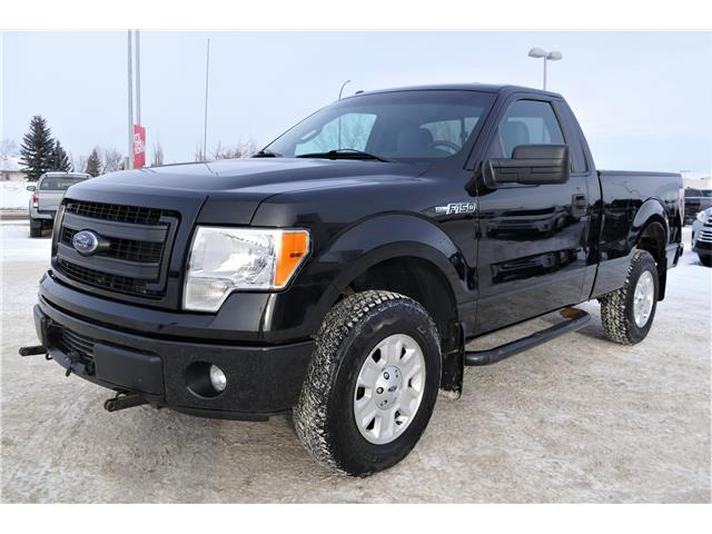 2013 Ford F-150 STX (Stk: TUK147A) in Lloydminster - Image 1 of 15