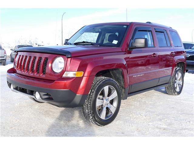 2016 Jeep Patriot Sport/North (Stk: B0110A) in Lloydminster - Image 1 of 18