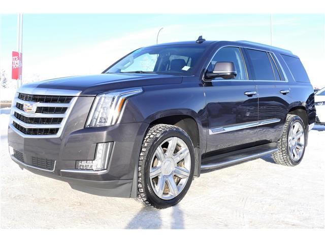 2016 Cadillac Escalade Premium Collection (Stk: HIK221A) in Lloydminster - Image 1 of 25