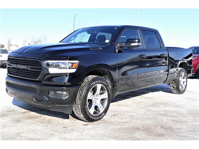 2019 RAM 1500 Sport (Stk: B0096) in Lloydminster - Image 1 of 28