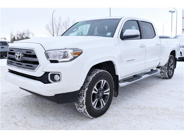 2016 Toyota Tacoma Limited (Stk: TAK031A) in Lloydminster - Image 1 of 18