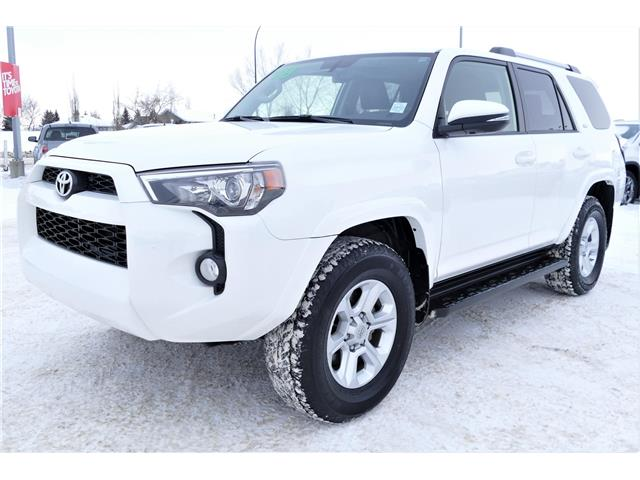 2019 Toyota 4Runner SR5 (Stk: B0130) in Lloydminster - Image 1 of 16