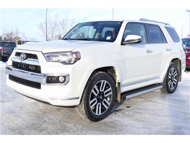 2017 Toyota 4Runner SR5 (Stk: L0136) in Lloydminster - Image 1 of 16