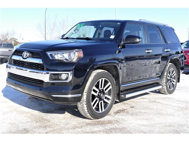 2015 Toyota 4Runner SR5 V6 (Stk: 4RL028A) in Lloydminster - Image 1 of 16