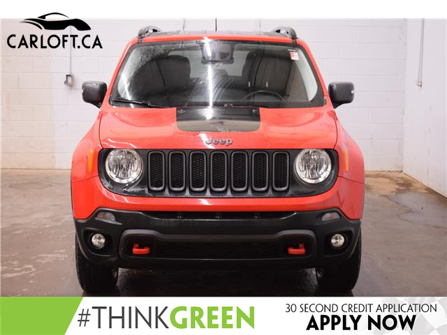 2016 Jeep Renegade Trailhawk (Stk: B4894) in Napanee - Image 2 of 28