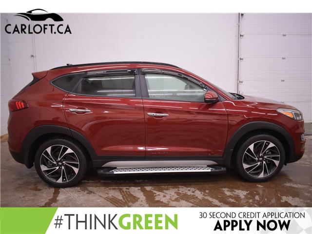 2019 Hyundai Tucson Ultimate (Stk: B5002) in Napanee - Image 1 of 29