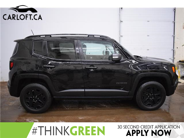 2017 Jeep Renegade Trailhawk (Stk: B5159) in Napanee - Image 1 of 29