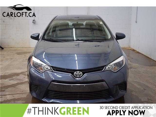 2016 Toyota Corolla LE (Stk: B5136) in Napanee - Image 2 of 29