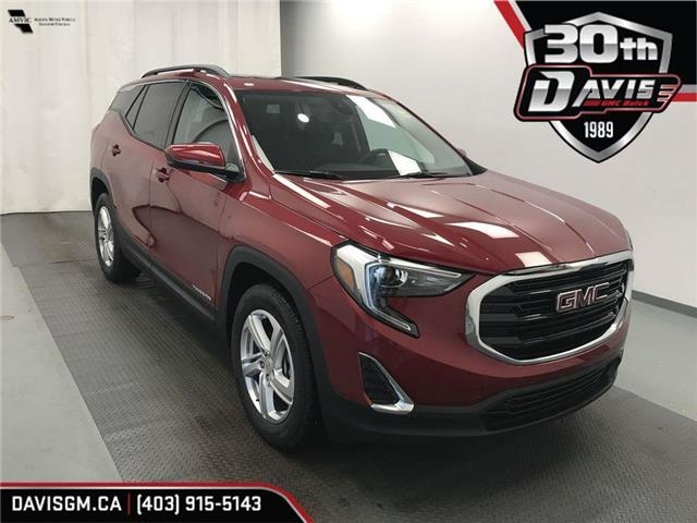 2020 GMC Terrain SLE (Stk: 208105) in Lethbridge - Image 1 of 36