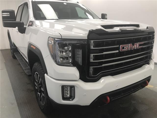 2020 GMC Sierra 3500HD AT4 (Stk: 212393) in Lethbridge - Image 1 of 28