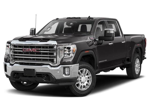 2020 GMC Sierra 2500HD Denali (Stk: 222440) in Lethbridge - Image 1 of 9
