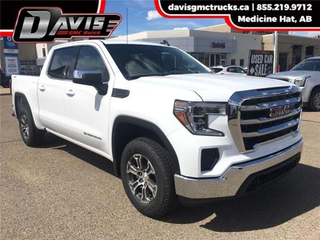2019 GMC Sierra 1500 SLE (Stk: 176437) in Medicine Hat - Image 1 of 22