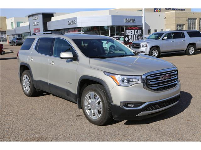 2017 GMC Acadia SLT-1 (Stk: 142940) in Medicine Hat - Image 1 of 26