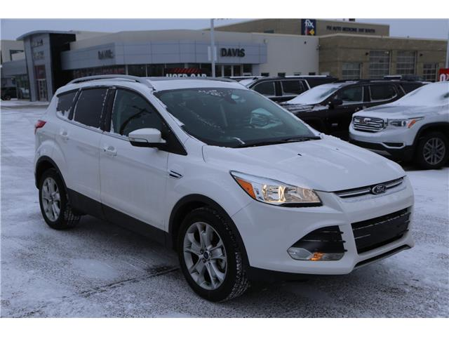 2015 Ford Escape Titanium (Stk: 180233) in Medicine Hat - Image 1 of 27